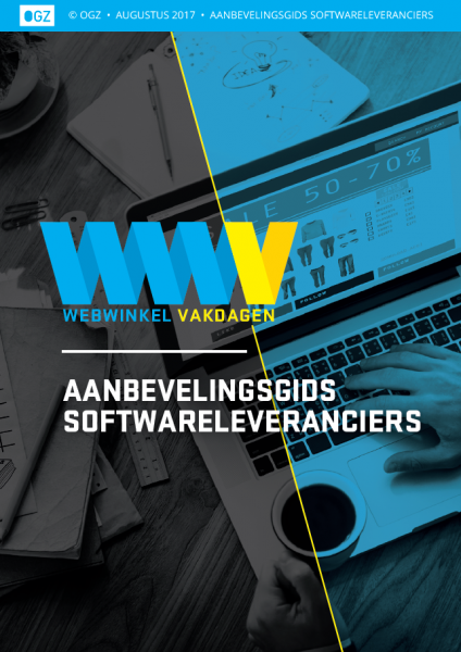 Whitepaper aanbevelingsgids softwareleveranciers